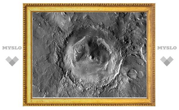 NASA выбрало место для посадки нового марсохода