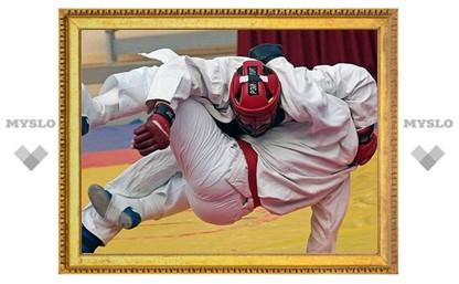 В Туле начинается чемпионат России по рукопашному бою