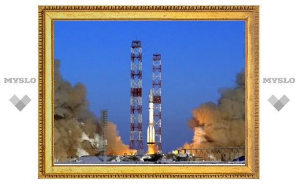 """С Байконура стартовала последняя в этом году ракета-носитель """"Протон-М"""""""