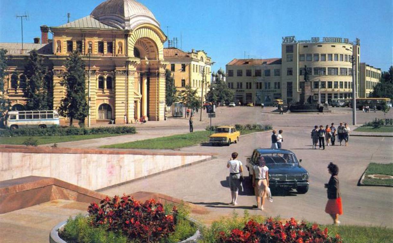Туляк предлагает вернуть площади в центре Тулы имя героев-челюскинцев