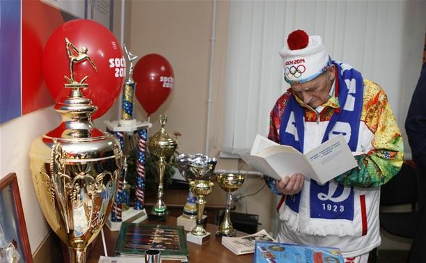 В Туле открылась галерея спортивных достижений