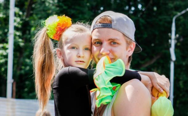 Туляков приглашают на День рождения Комсомольского парка