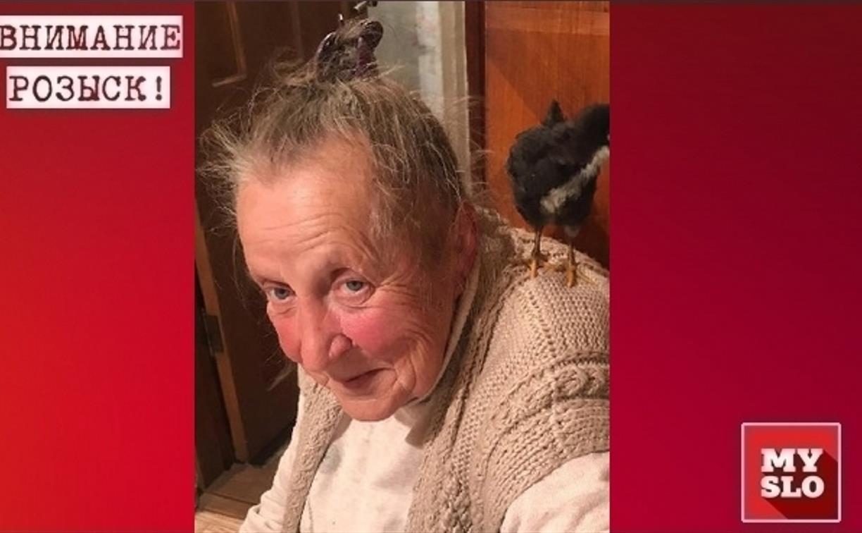 В Тульской области пропала 72-летняя пенсионерка