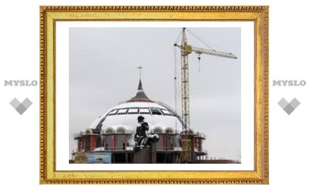 Тульский музей оружия построят в 2011 году