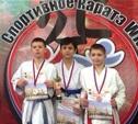 В Туле состоялся юношеский турнир по каратэ