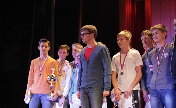 Тульская областная федерация футбола наградила отличившихся