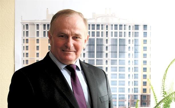 Почётным гражданином Тулы стал руководитель ЗАО «Внешстрой»