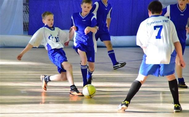 В Туле организовали футбольный турнир для воспитанников школ-интернатов