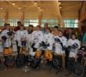 Юные алексинские следж-хоккеисты вернулись из Америки с победой