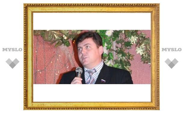 Избран представитель Тульской области в Совете Федерации