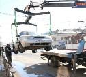 Госдума собирается ограничить эвакуацию неправильно припаркованных автомобилей