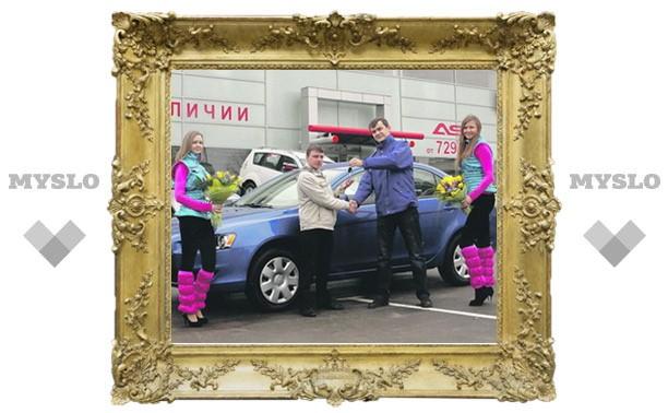 Туляк выиграл машину в акции марки Bond Street