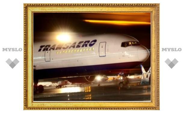 Покинувшие Тунис россияне прилетели в Москву