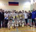 Тульские каратисты завоевали 9 медалей на чемпионате в Брянской области
