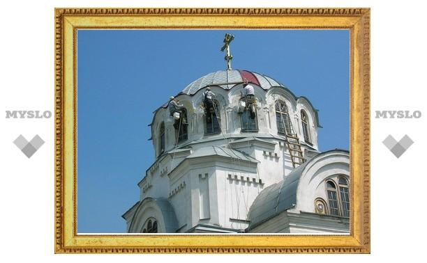 В 2011 году на реставрацию религиозных памятников в России потрачено 5 млрд. рублей