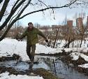 В Туле канализация течёт прямо в Воронку