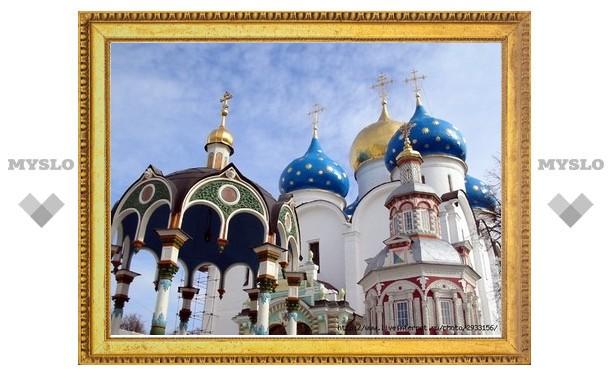 Новомосковские Сокольники поделят икону с Сокольниками московскими
