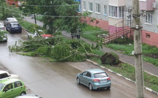 Прокуратура заинтересовалась, почему ефремовцев  не оповестили   об урагане