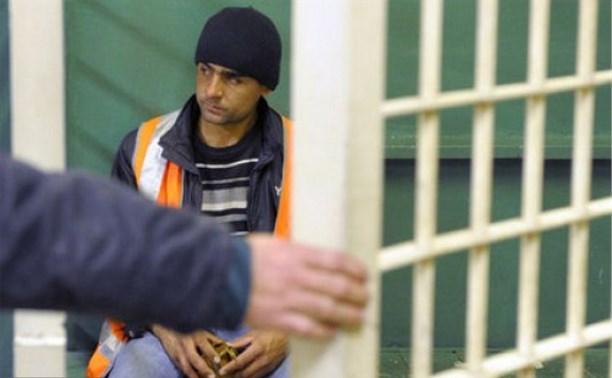 В Туле поймали 18 нелегальных мигрантов