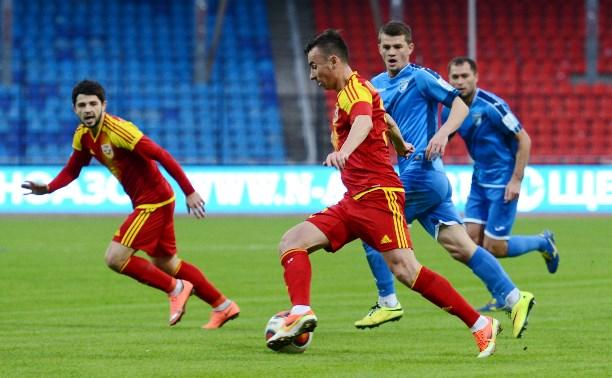 Футболист «Арсенала» Андрей Горбанец: «В Туле царит атмосфера единения»