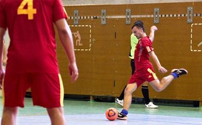 В Туле разыграли Кубок чемпионов Лиги любителей футбола