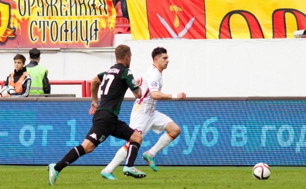 Москва не стала домом для «Арсенала»