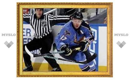 Ковальчук оторвался от Овечкина в споре снайперов НХЛ
