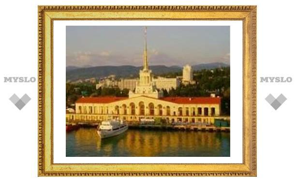 В Сочи установят памятник основателю Петербурга Петру I