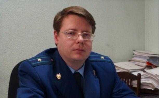 В аварии на трассе «Дон» пострадал зампрокурора Плавского района