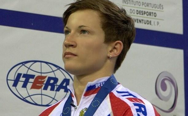 Туляки стали рекордсменами России по велоспорту