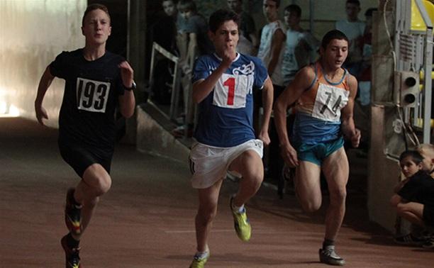 Юные тульские легкоатлеты определили чемпионов спортшколы