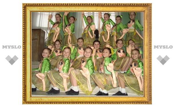 Танцоры из Щекина стали лучшими