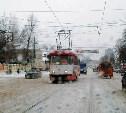 В Туле сохранится снежная погода