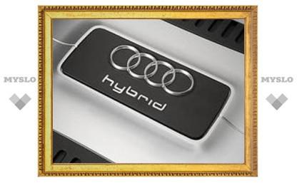 Audi и Sanyo разработают литиевые батареи для гибридных машин