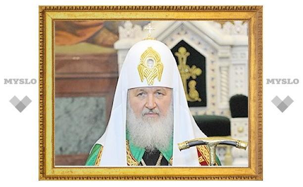 Патриарх Кирилл восхищен мужеством японцев