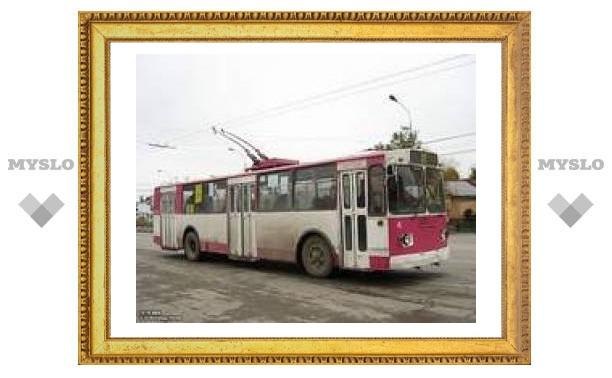 В Туле появится новый троллейбусный маршрут