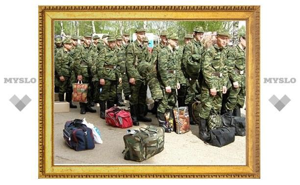 Депутаты решили освобождать от армии официально