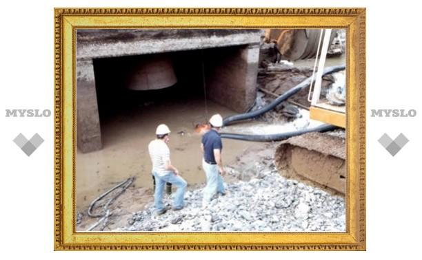 Тульский мост отремонтируют
