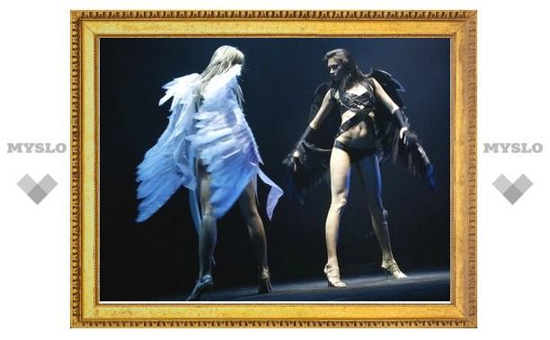 В Тулу едет эротическое шоу «Империя ангелов»