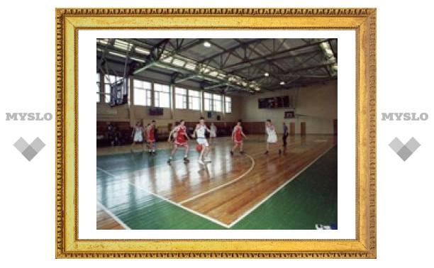 В тульской школе построят спортивный зал