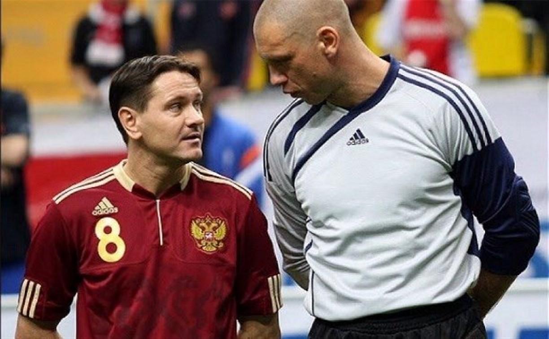 Дмитрий Аленичев будет капитаном сборной России на турнире «Кубок легенд – 2015»