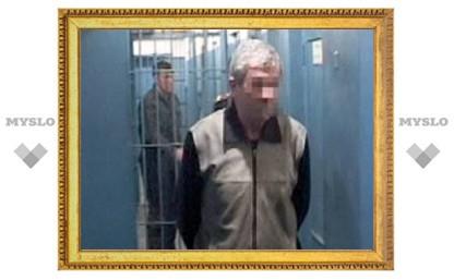 Под Тулой арестовали 71-летнего старика