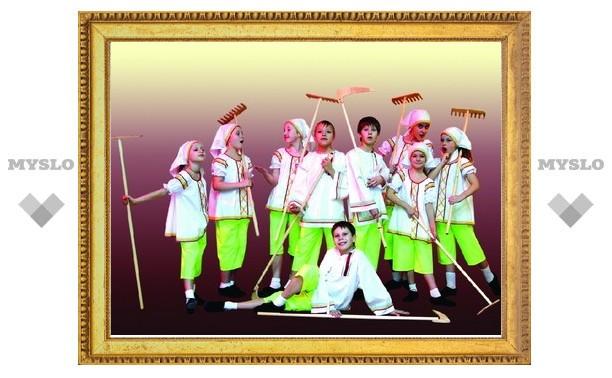 Тульские танцоры покорили Беларусь