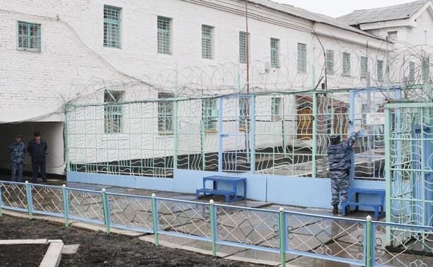 В Новомосковской колонии во время массовой драки убит осуждённый