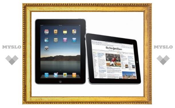 У российских ритейлеров закончились планшеты iPad 3G