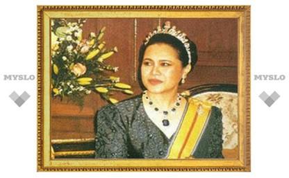 В Москву прибыла королева Таиланда