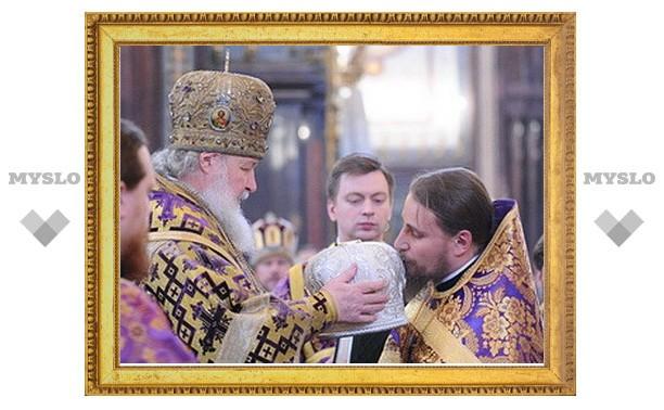 Патриарх Кирилл возглавил хиротонию архимандрита Артемия (Снигура) во епископа Петропавловского и Камчатского