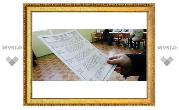 В Туле подвели итоги выборов