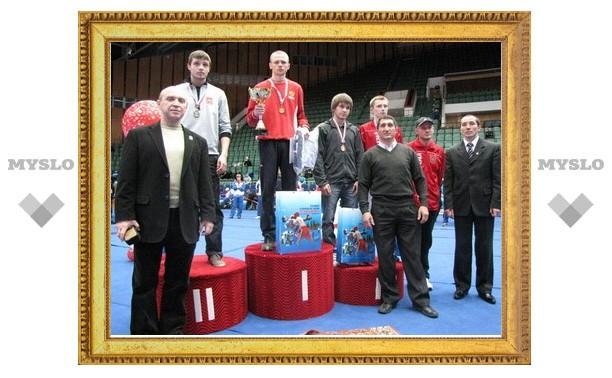 Туляк стал пятикратным чемпионом России