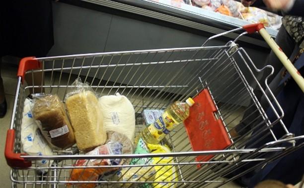 В Тульской области поменяется состав потребительской корзины